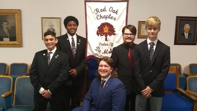 The Red Oak Chapter of DeMolay International has transferred to Waxahachie and will hold an open house Monday evening, June 21, at the Waxahachie Masonic Lodge at 303 John Arden Drive.