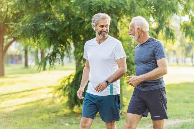 June is Men's Health Month.