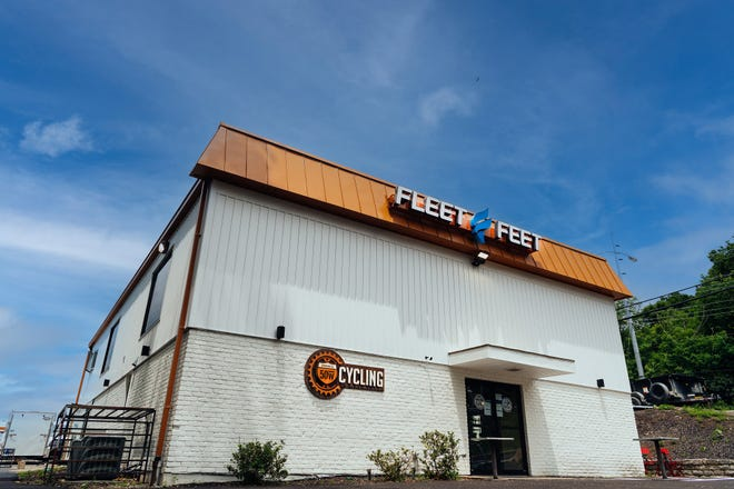 Fleet Feet is opening a fourth location at Fifty West Brewing Company.