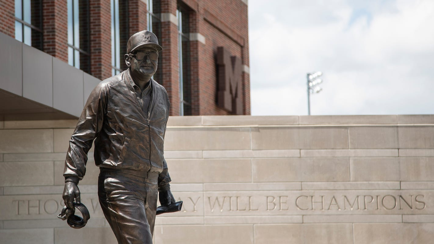 Ex-Michigan football player: If I could talk to Bo Schembechler now, I'd ask 'why?'