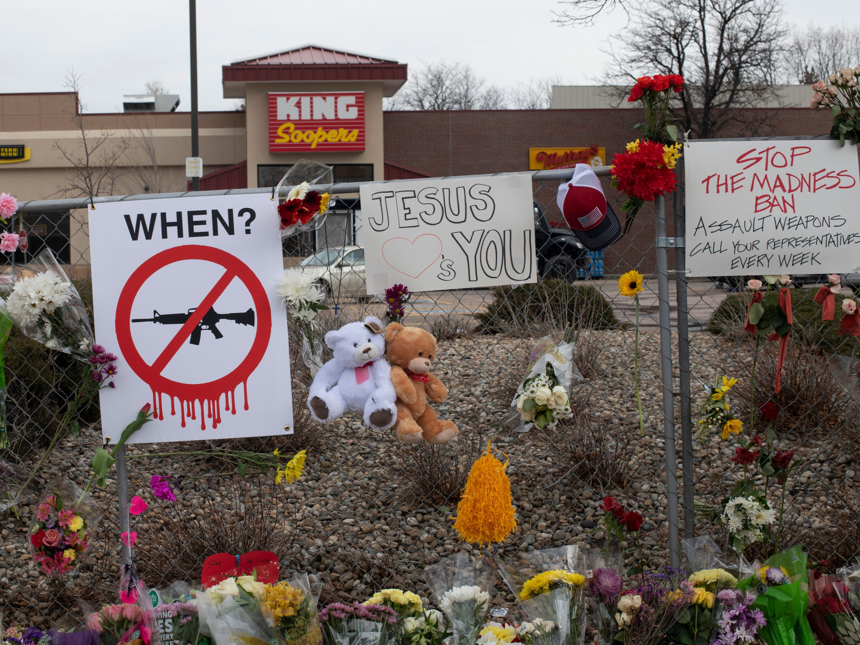 How Boulder residents are coping with the King Soopers rampage, three months later 1