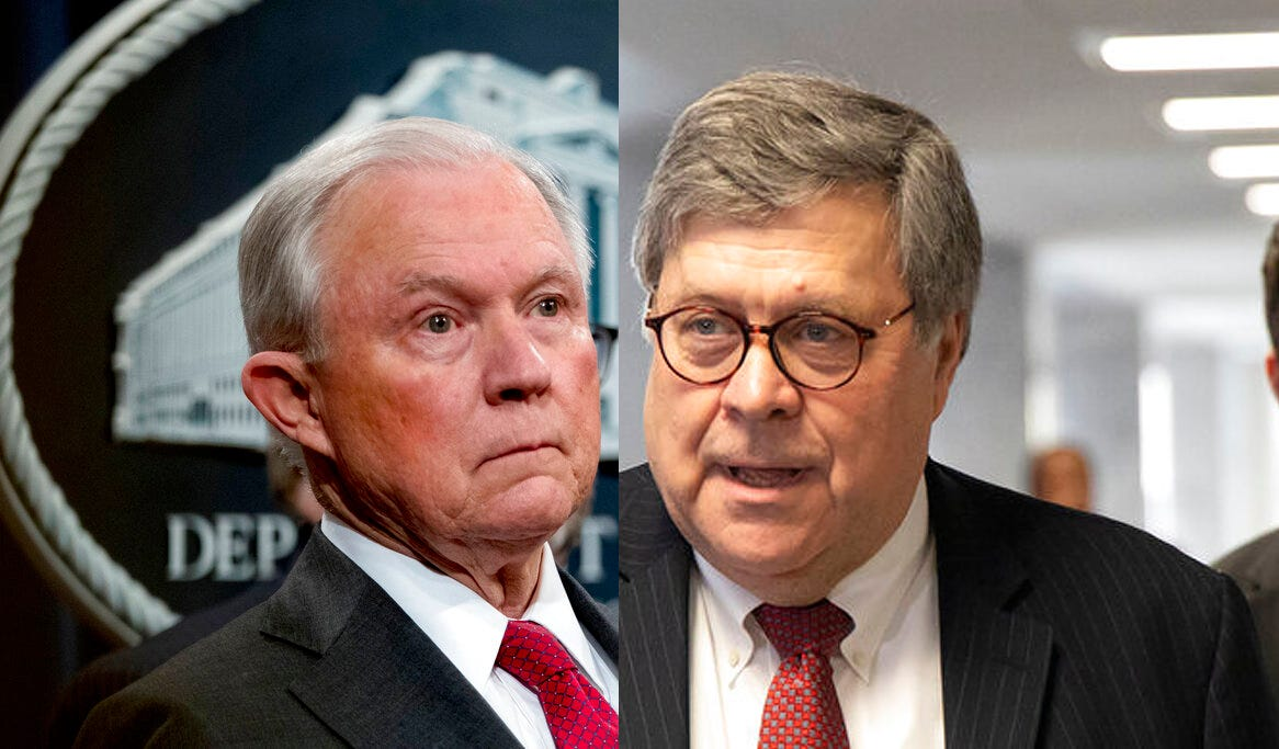 Trump DOJ's secret probes of lawmakers trigger widening uproar 2
