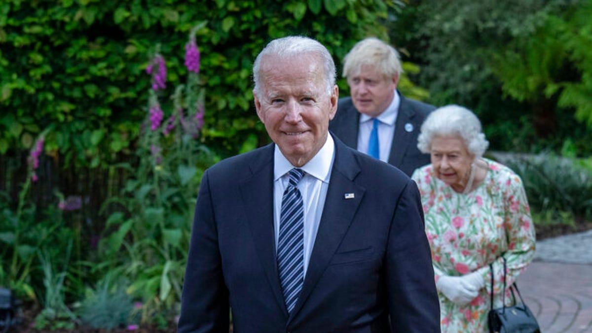 Biden gives military $2 billion Trump allotted for border wall 3