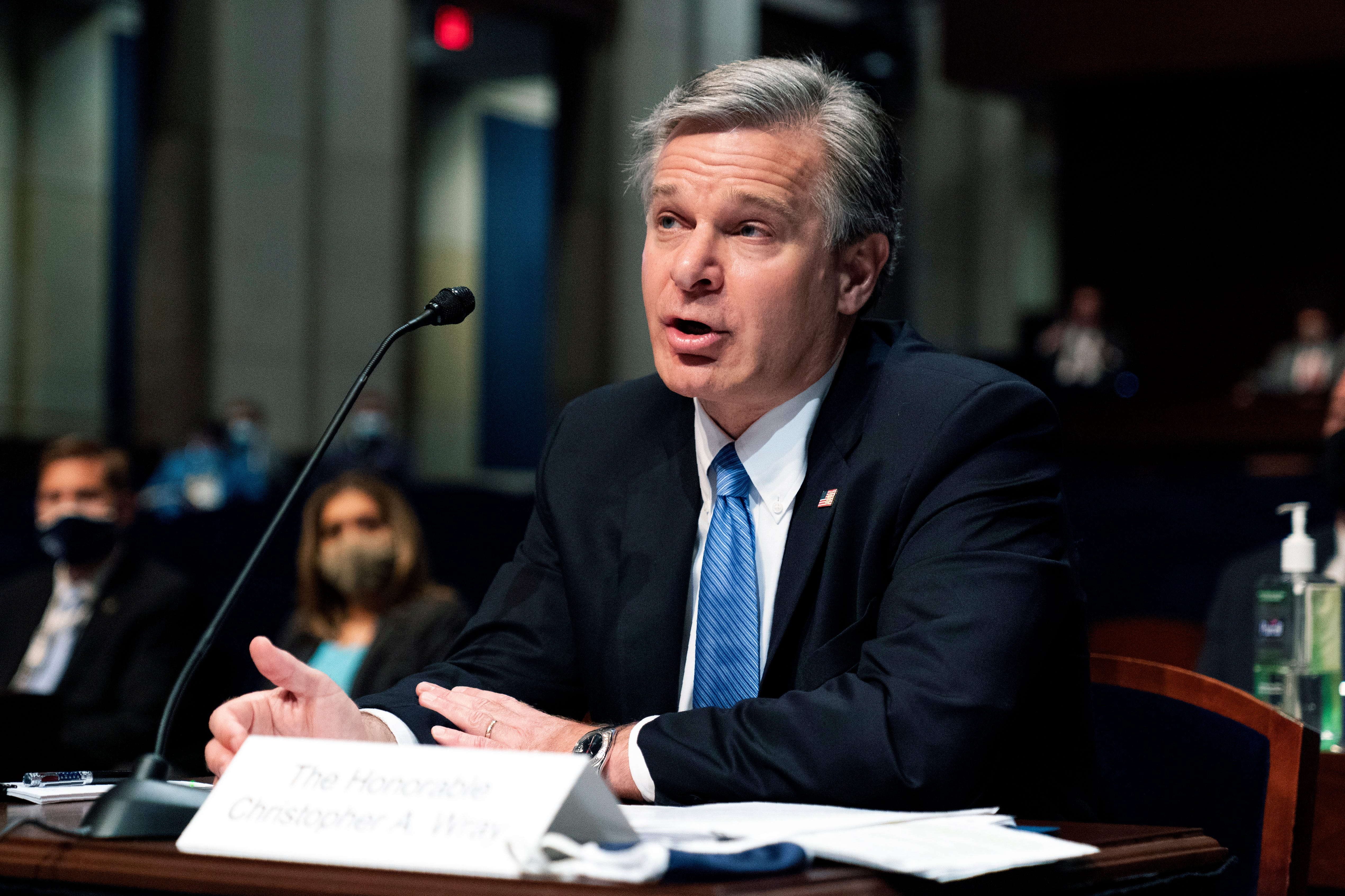 Wray: FBI frowns on ransomware payments despite recent trend 2
