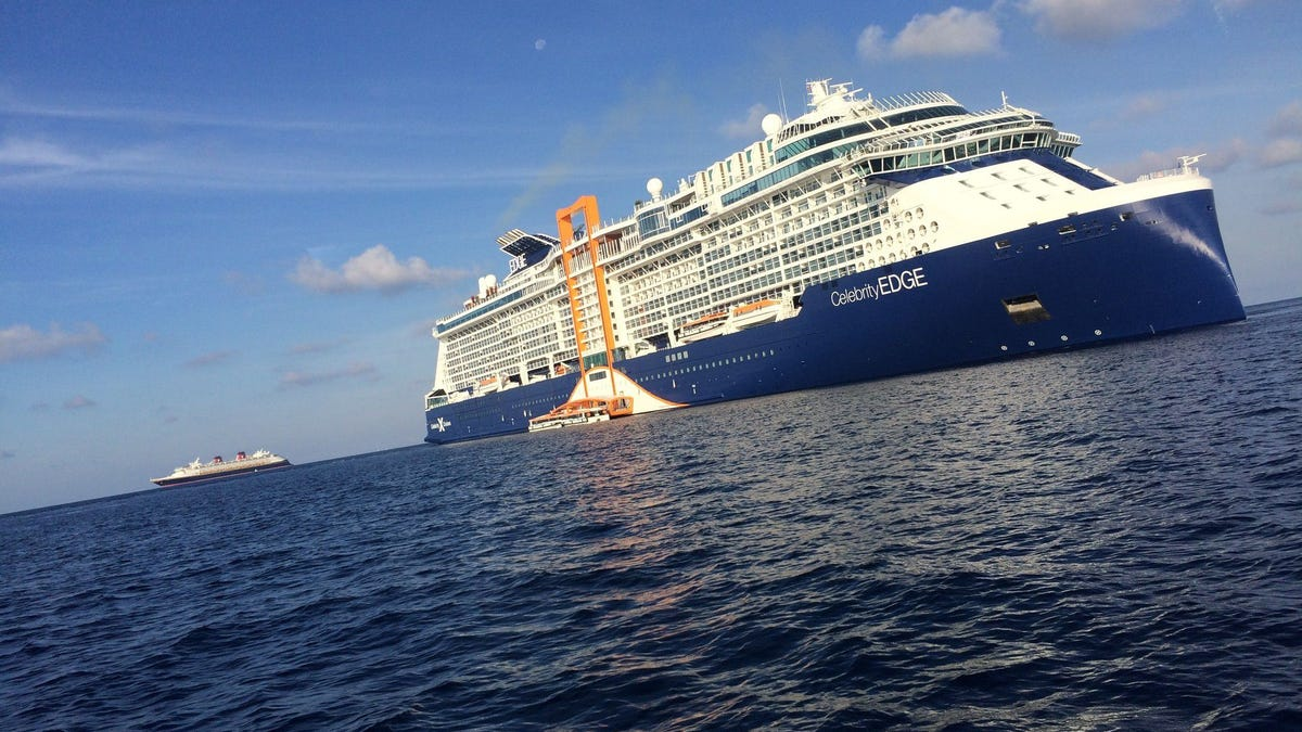 Celebrity Edge to become first cruise ship to sail from US port since pandemic shutdown 2