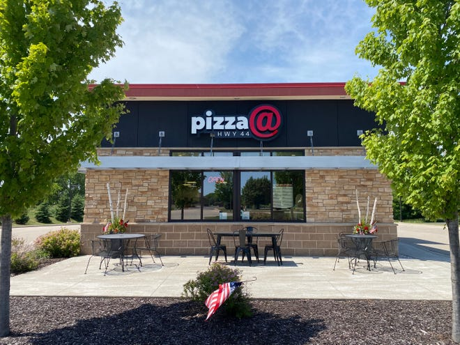 Pizza @ Hwy 44, which opened in May 2020, is opening a second location on Oshkosh Avenue.