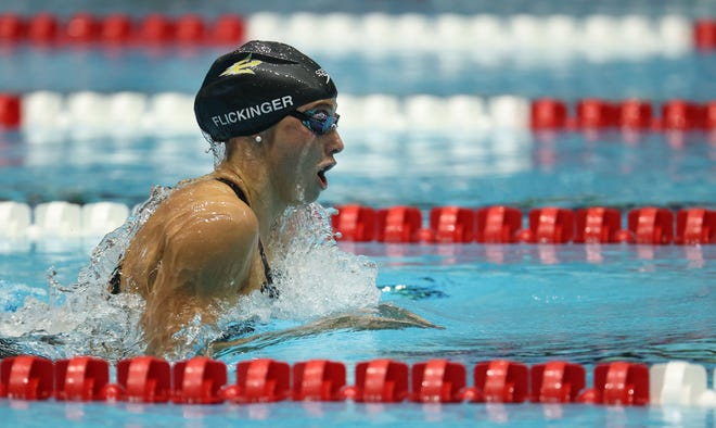 Hali Flickinger, a pro swimmer who trains at ASU with coach Bob Bowman, goes into the U.S. Olympic Swim Trials as a favorite in the 200 butterfly and contender in the 400 IM.