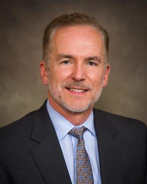 Reid Health President/CEO Craig Kinyon