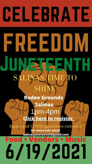The event next weekend will be the first of its kind in Salinas.