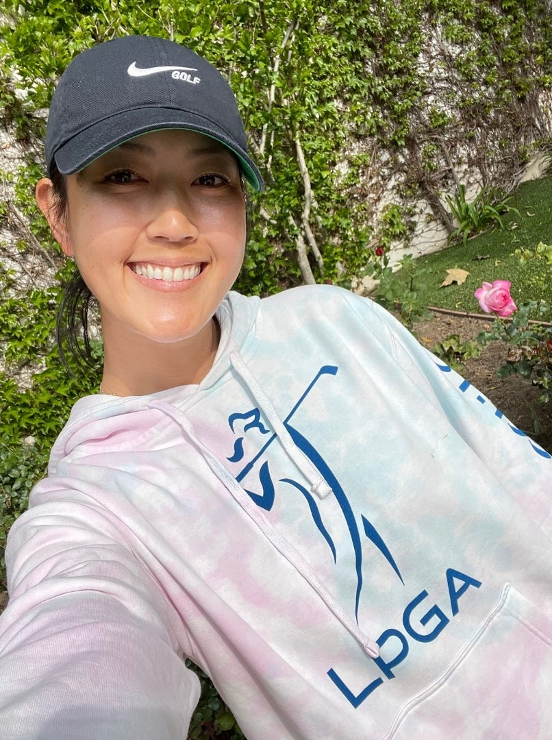 Michelle Wie West wants to open golf s doors to more girls of color