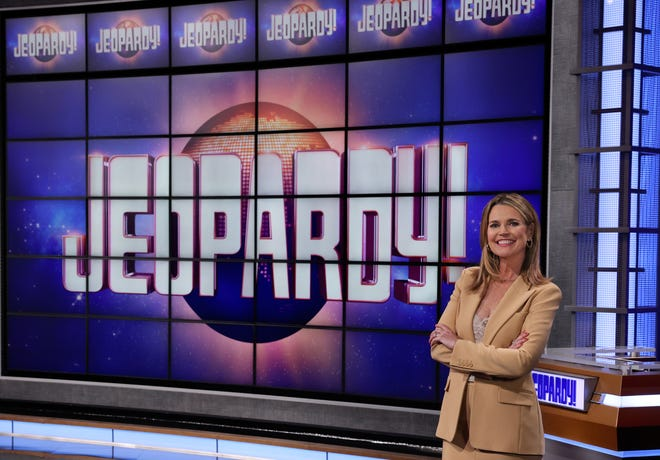 """""""Jeopardy!"""" apologized for a clue given during an episode hosted by Savannah Guthrie described as """"inaccurate"""" and """"outdated."""""""