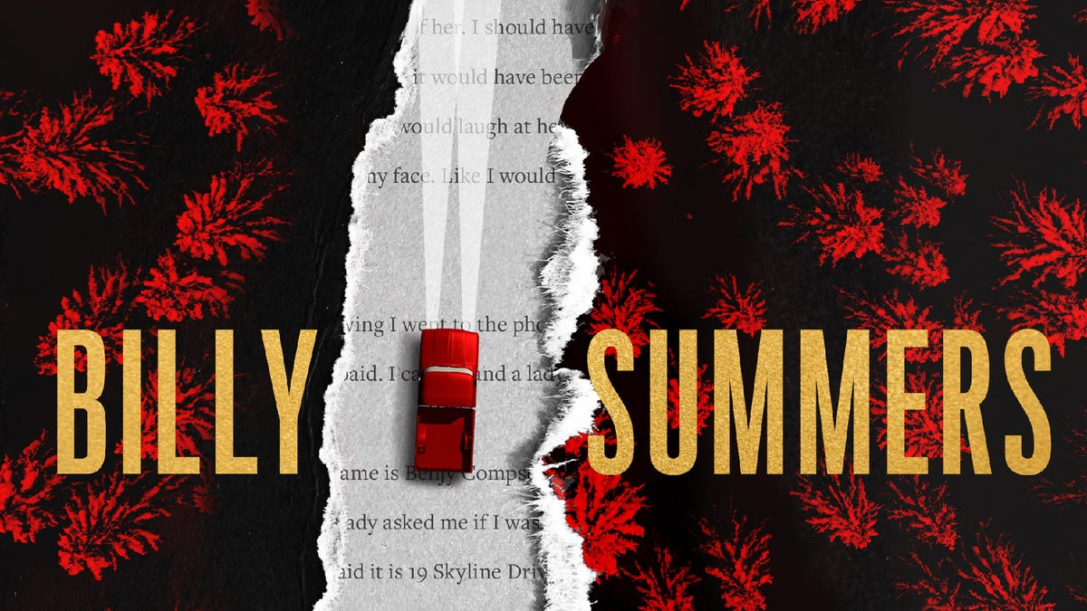 5 books not to miss: Stephen King's 'Billy Summers,' historical romance from Sarah Ferguson