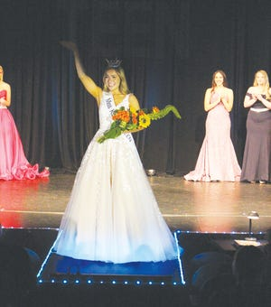 Gracie Hendrickson, Miss Johnson County, is the new 2021 Miss Kansas Outstanding Teen. Competing against eight other contestants, Hendrickson won the scholarship pageant affiliated with Miss Kansas and the Miss America Program on Saturday in Pratt.