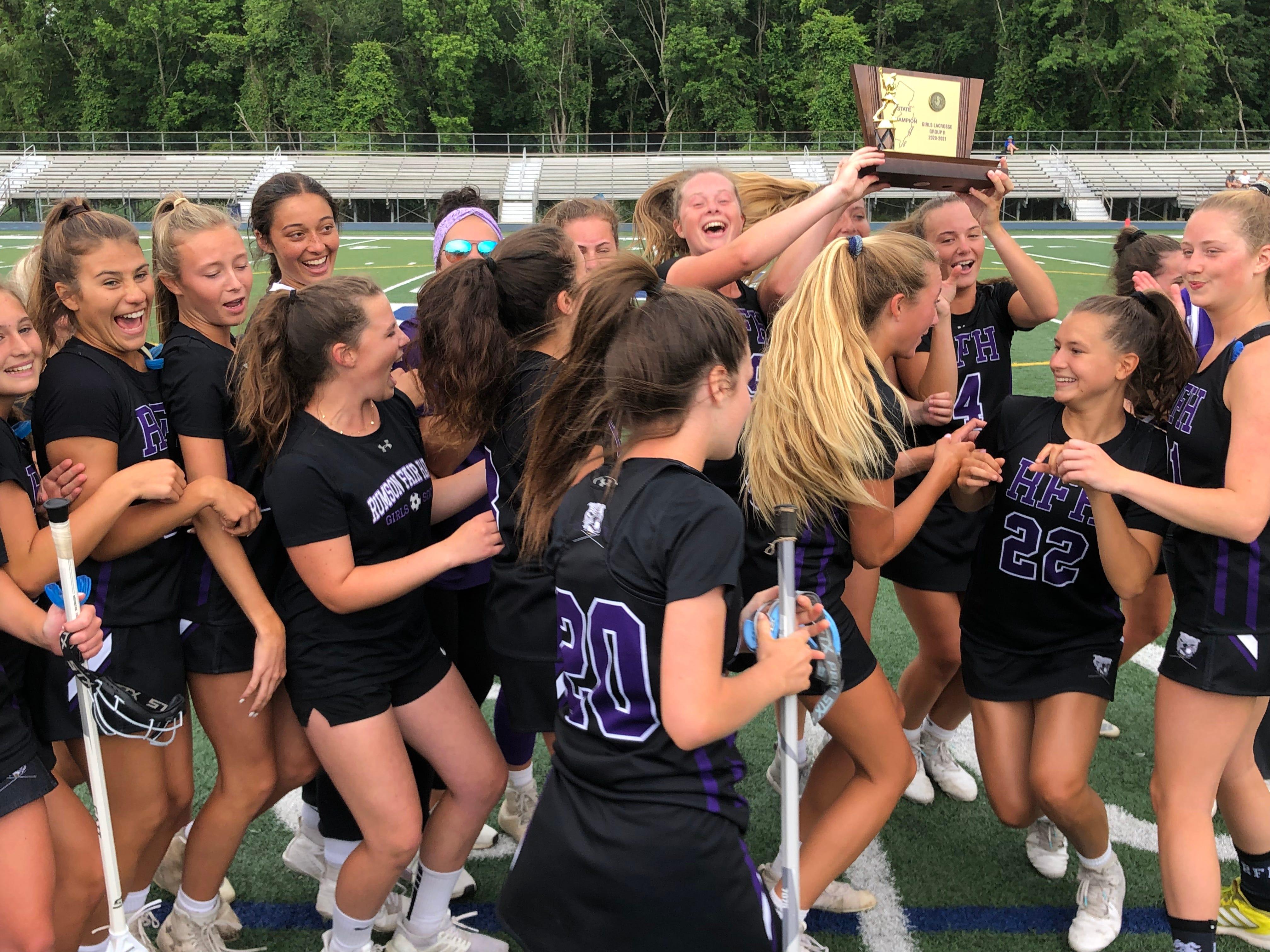 Video: Highlights of Rumson girls lacrosse in NJSIAA Group 2 State Final