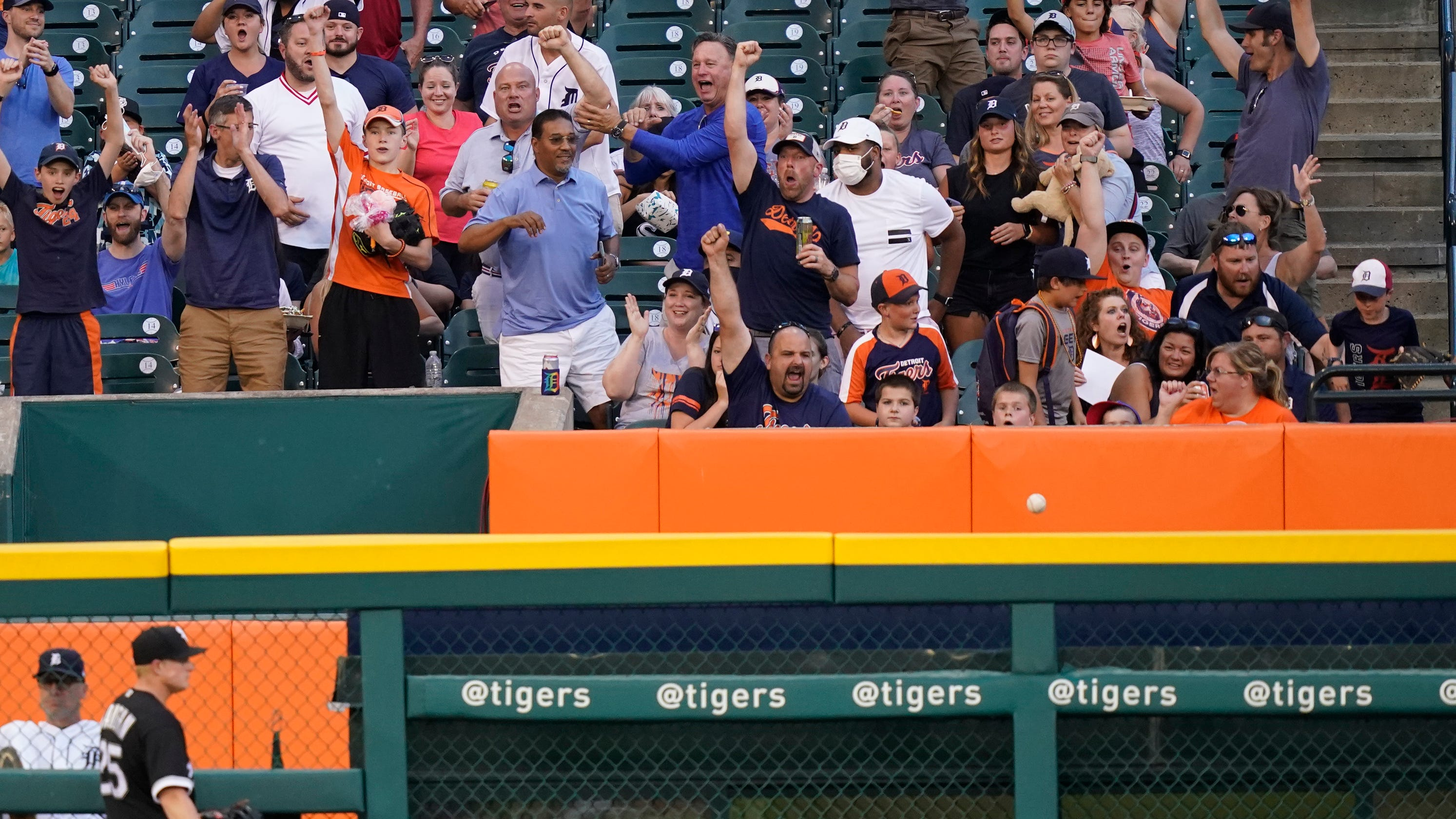 Detroit Tigers announce giveaway and special theme days return to Comerica Park