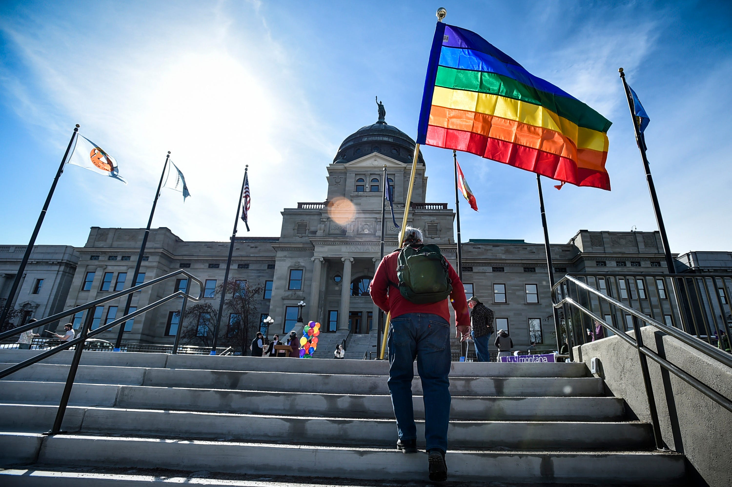 Pride Month festivities muted by political setbacks 2