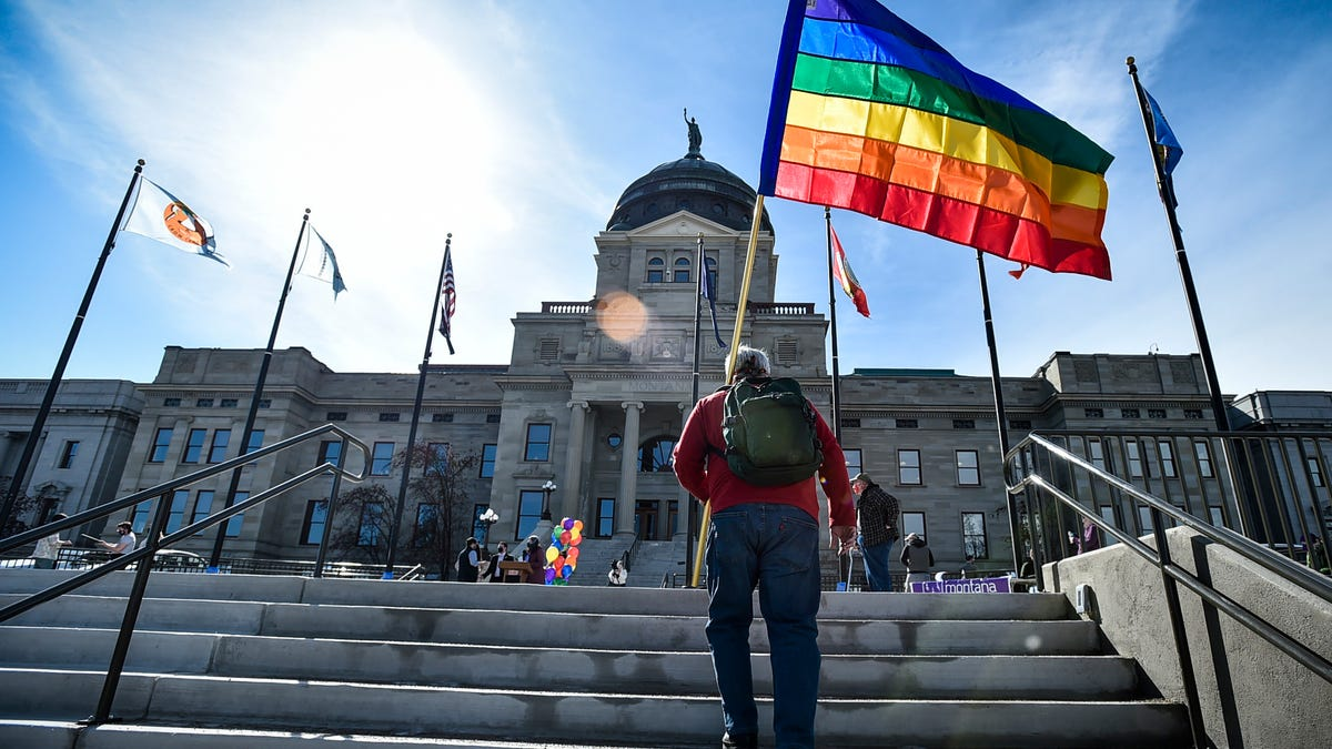Pride Month festivities muted by political setbacks 3