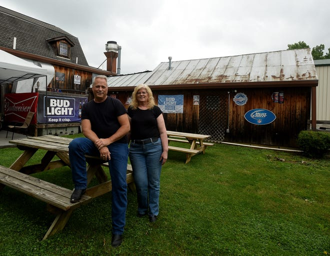 Greg Allison and Susan Midei are the brother-sister duo behind The Barn on York in Pataskala.