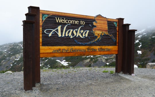 Southeast Alaska is cut off from rest of the state by Canada, whose border remains off-limits to leisure travelers until June 21.