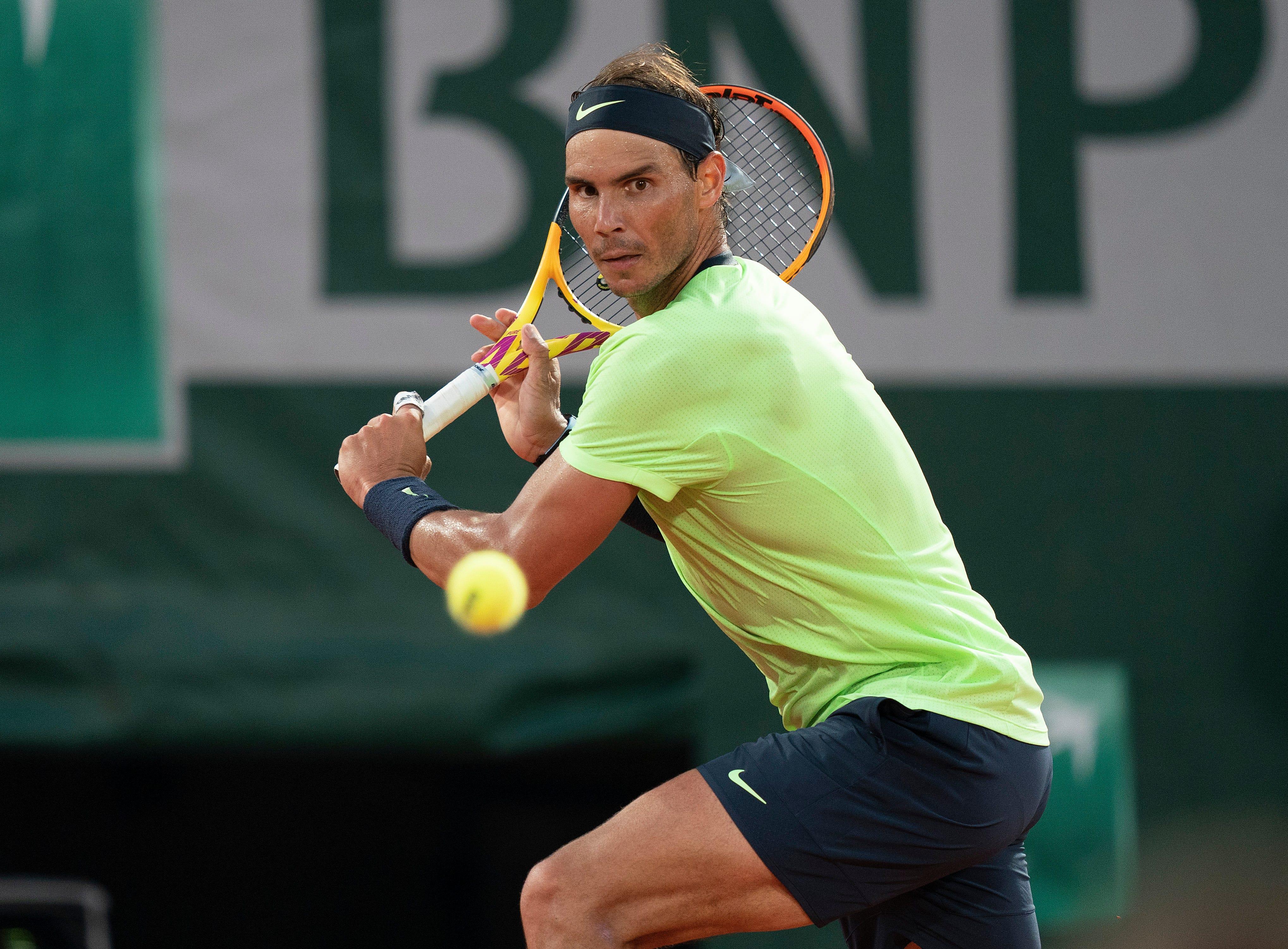 Rafael Nadal says he won't play at Wimbledon or Tokyo Olympics to 'prolong career'