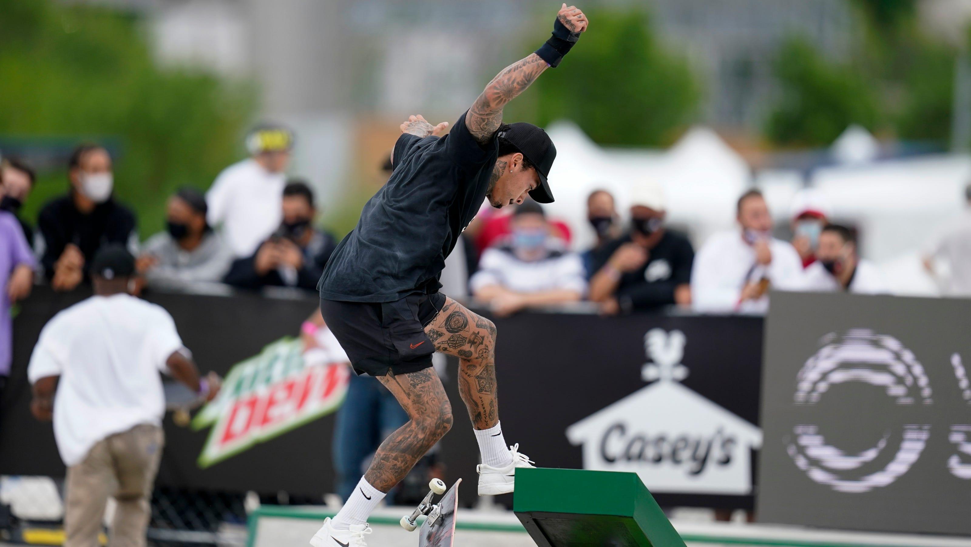 skateboarding olympics - photo #18