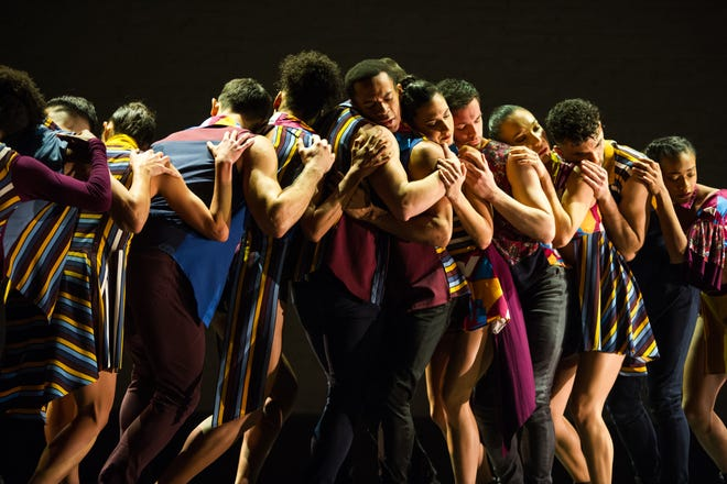 Ballet Hispánico returns to Texas Performing Arts this season.