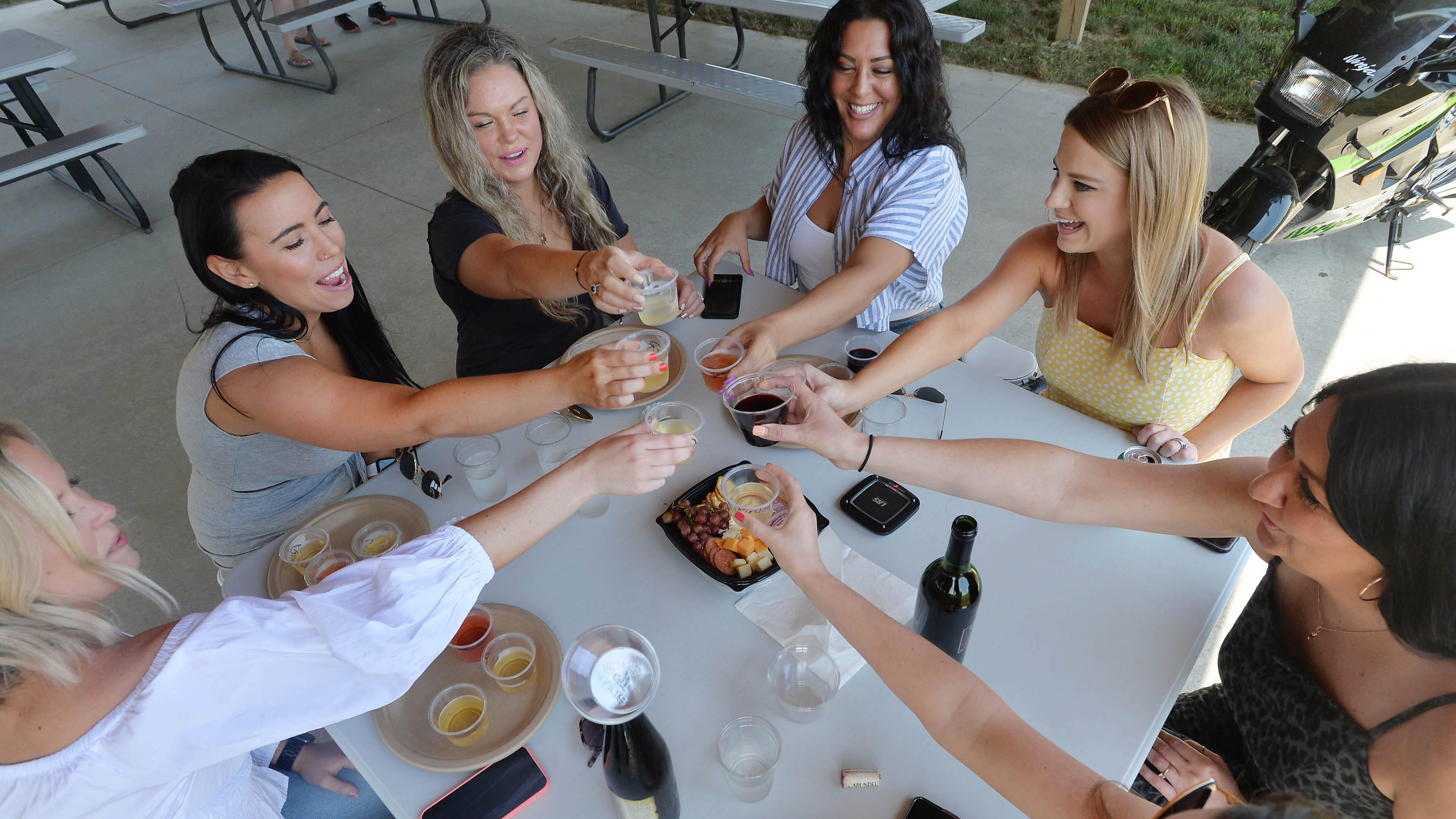 Erie-area wineries returning to normal