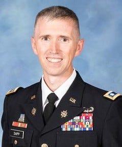 Lt. Col. Michael Sapp