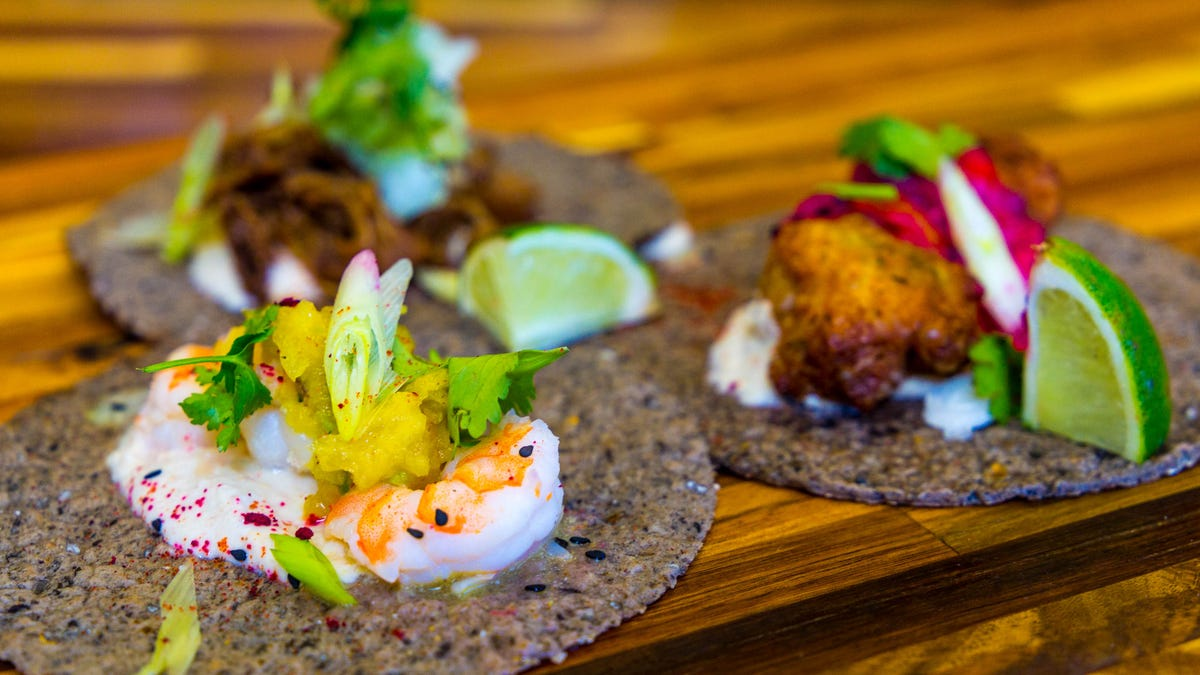 Savannah food pop-up The Neon Taco is not just another taco in the plant-based movement