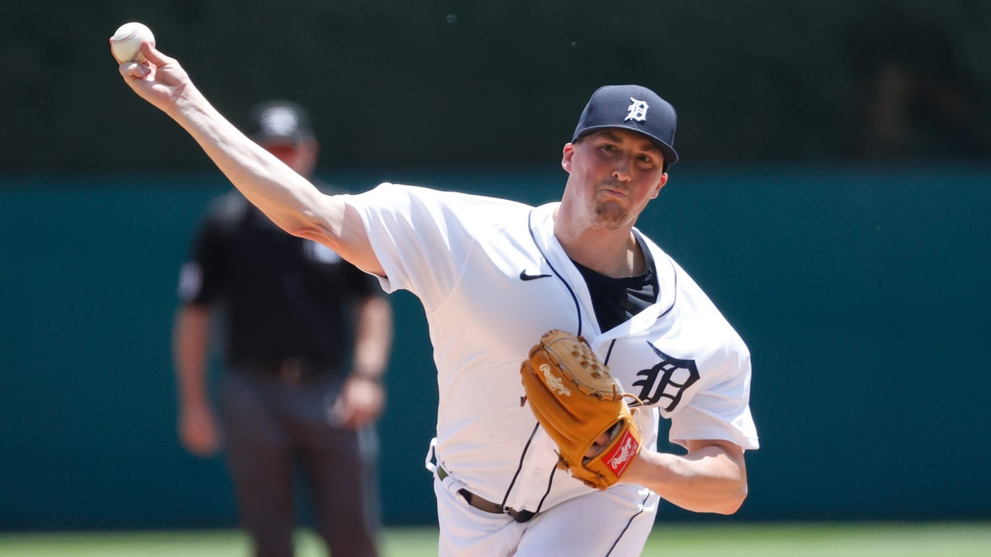 In Kyle Funkhouser, Detroit Tigers may have found pitching asset from an unlikely source
