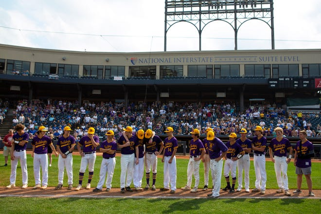 The Bloom-Carroll baseball team was the 2021 Division II state runner-up after losing a 2-1 heartbreaker in 10 innings against Akron Hoban  in the state championship game at Akron's Canal Park.