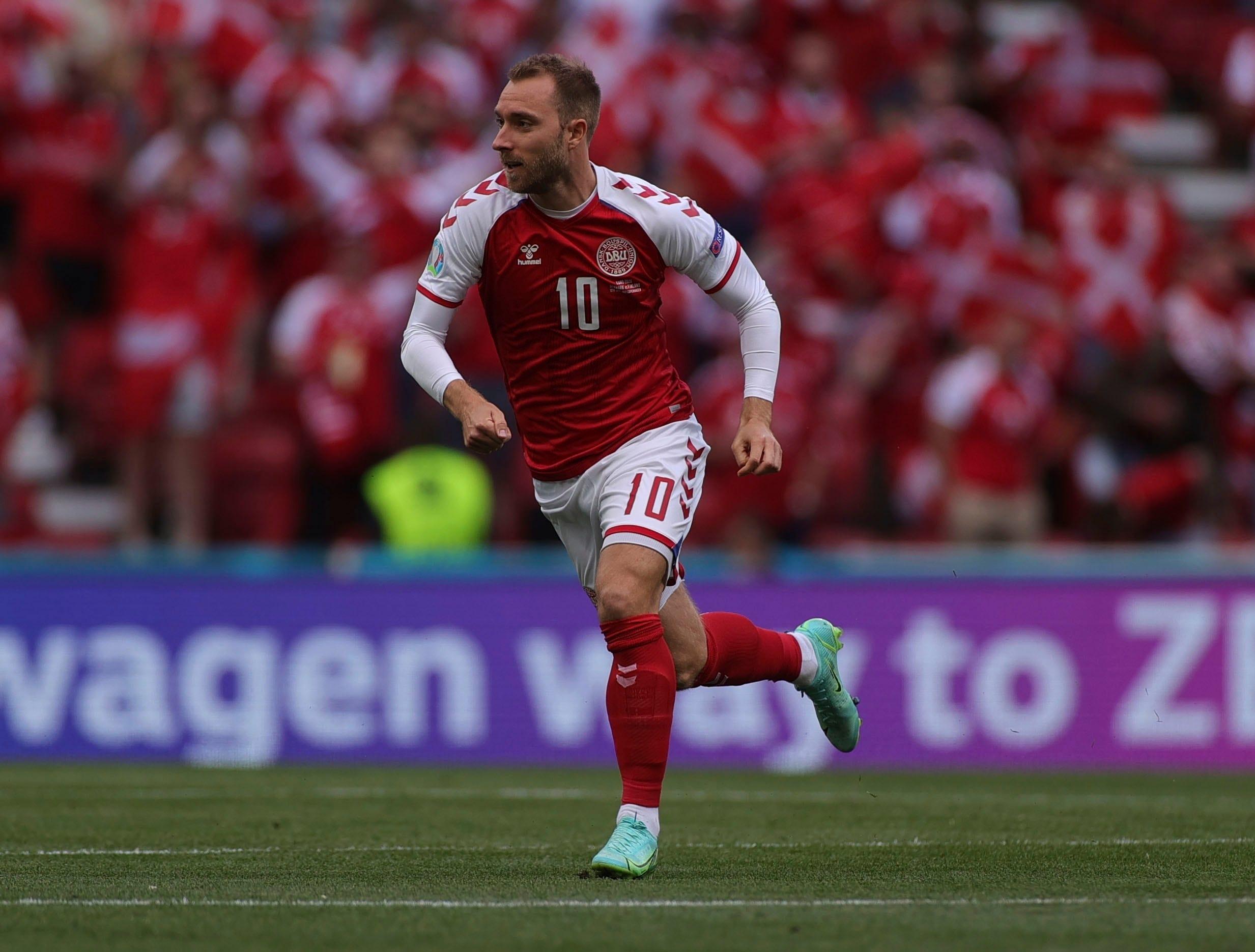 Denmark team doctor says Christian Eriksen suffered cardiac arrest at Euro 2020: 'He was gone'