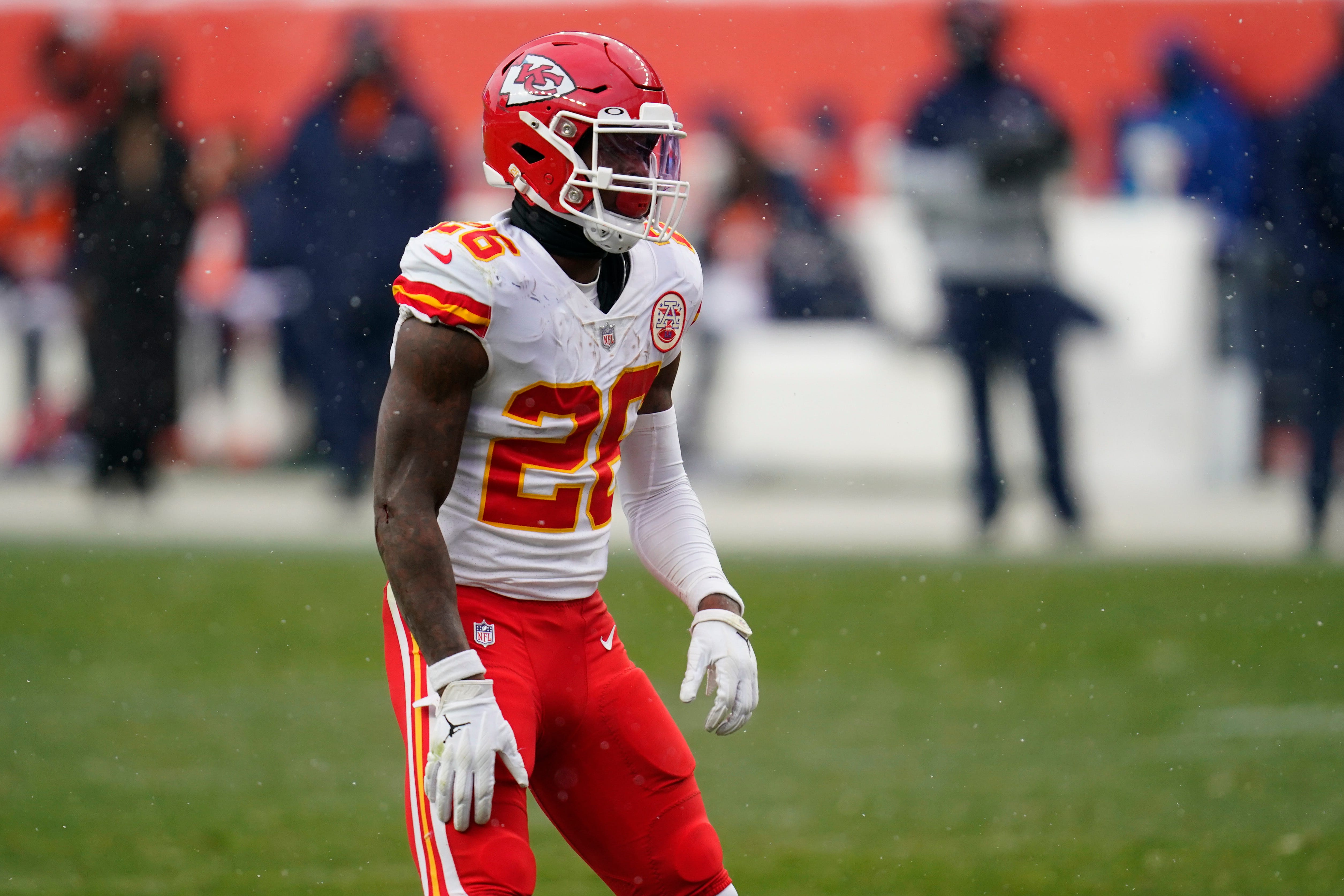 Le'Veon Bell on playing for Chiefs coach Andy Reid in future: 'I'd retire first'