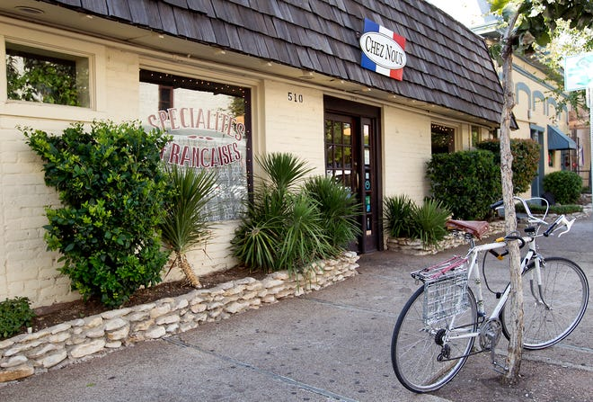Chez Nous, which opened in 1982, has permanently closed.