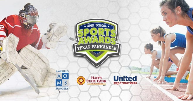 The Texas Panhandle High School Sports Awards show announced its award winners Monday evening.