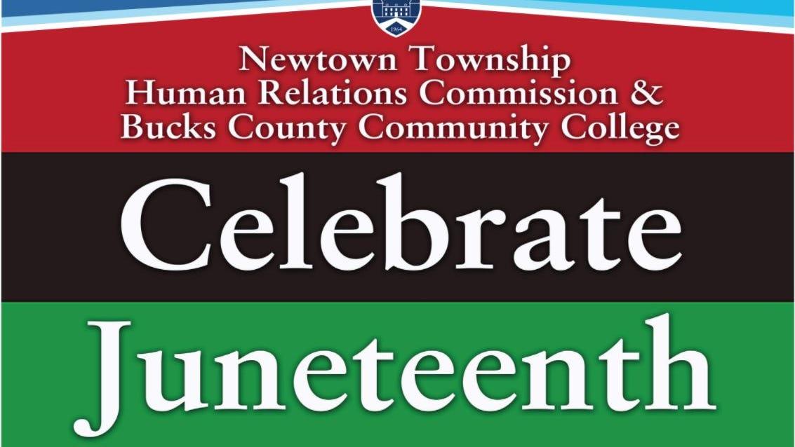Bucks County Community College, Newtown to host online Juneteenth event