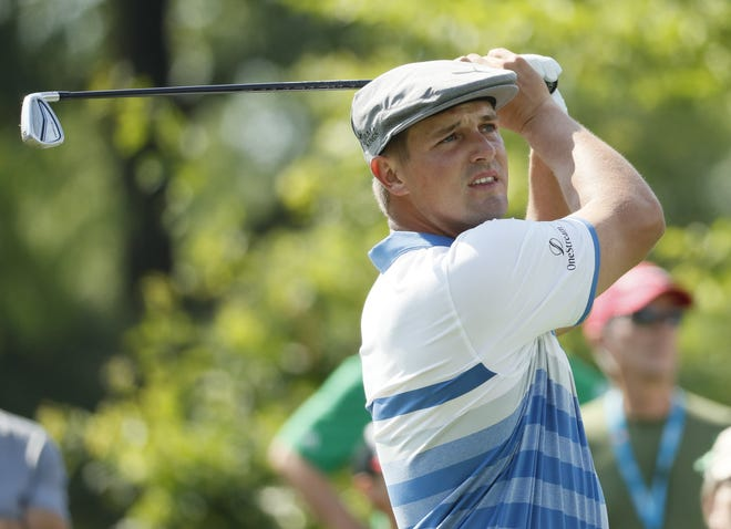Bryson DeChambeau has no regrets about not getting vaccinated.