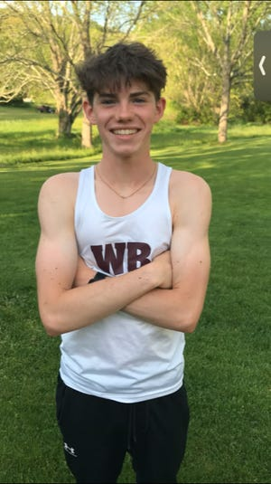 Madsen Anderson of West Bridgewater has been selected to The Enterprise Boys Cross Country All-Scholastic team.