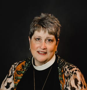 The Rev. Brenda Martin is pastor of Holy Trinity Lutheran Church, 1 Trinity Place, Greenville, Mercer County.