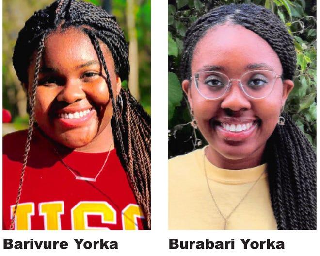 Barivure and Burabari Yorka