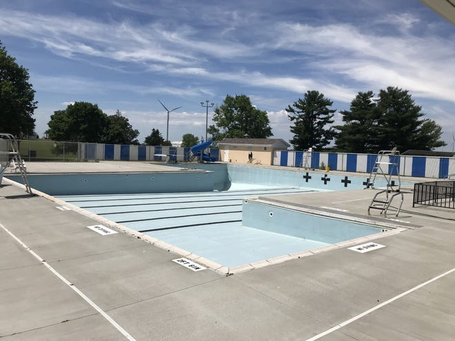 Obsolete parts are causing the Galva pool to remain dry this summer