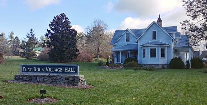 Flat Rock Village Hall