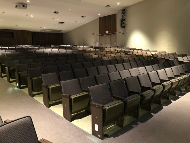 Plenty of seats were left empty at the Ed Stafford Theater last week after only 89 of 175 people summoned for jury duty showed up for jury selection for the homicide trial of Aaron Ignacio Vigil Perez.