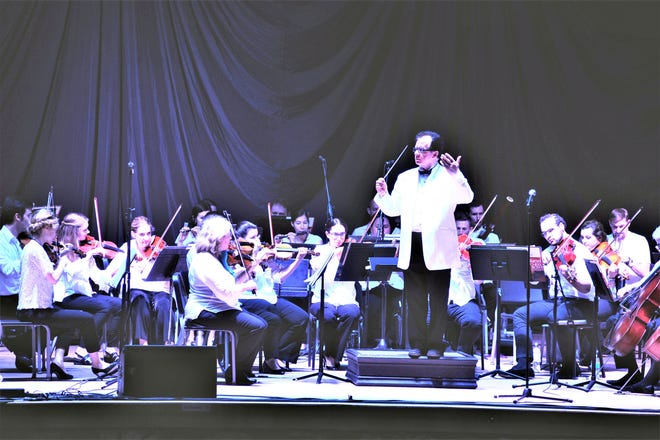 Maestro Kirk Trevor will make his final Ozarks appearance with the Missouri Symphony at the Ozarks Amphitheater on June 27.