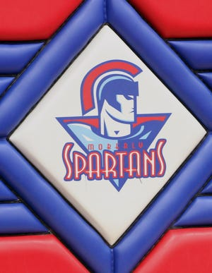 Moberly Spartans logo