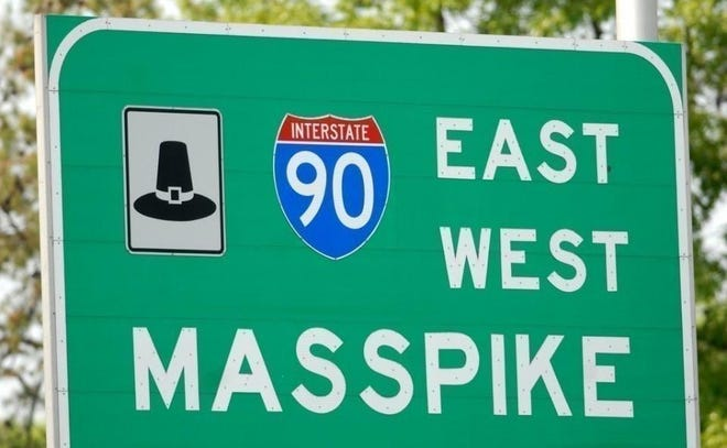 The eastbound on- and off-ramps of the Massachusetts Turnpike's junction with Rte. 9 in Framingham will be closed overnight Wednesday to accommodate road work.