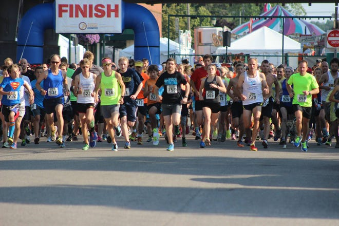 The Alpenfest 5K Run/Walk returns this year along with the festival. The race will begin at 9 a.m. on July 17 in the parking lot off of Court Street in downtown Gaylord.