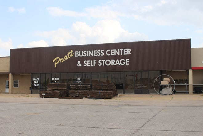 A possible location for Burkes Outlet in Pratt is the former Walmart store front, just east of Tractor Supply, on 1801 East lst Street.