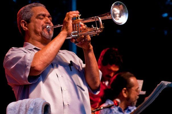 Rhode Island-based Latin jazz icon Carlos de Leon will perform July 18 at Roger Williams Park as part of the FirstWorks Live summer concert series.