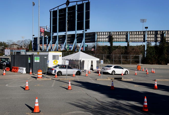 The testing site at McCoy Stadium in Pawtucket will remain open.